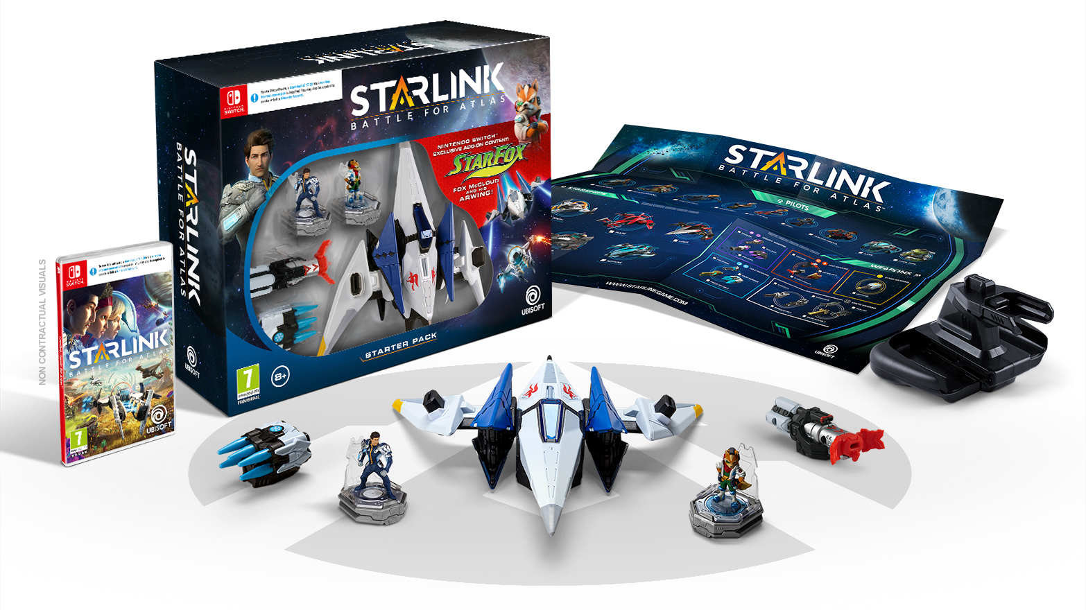 Content of Starlink: Battle for Atlas™ packs - Ubisoft Support