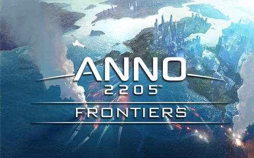 Frontiers Expansion art