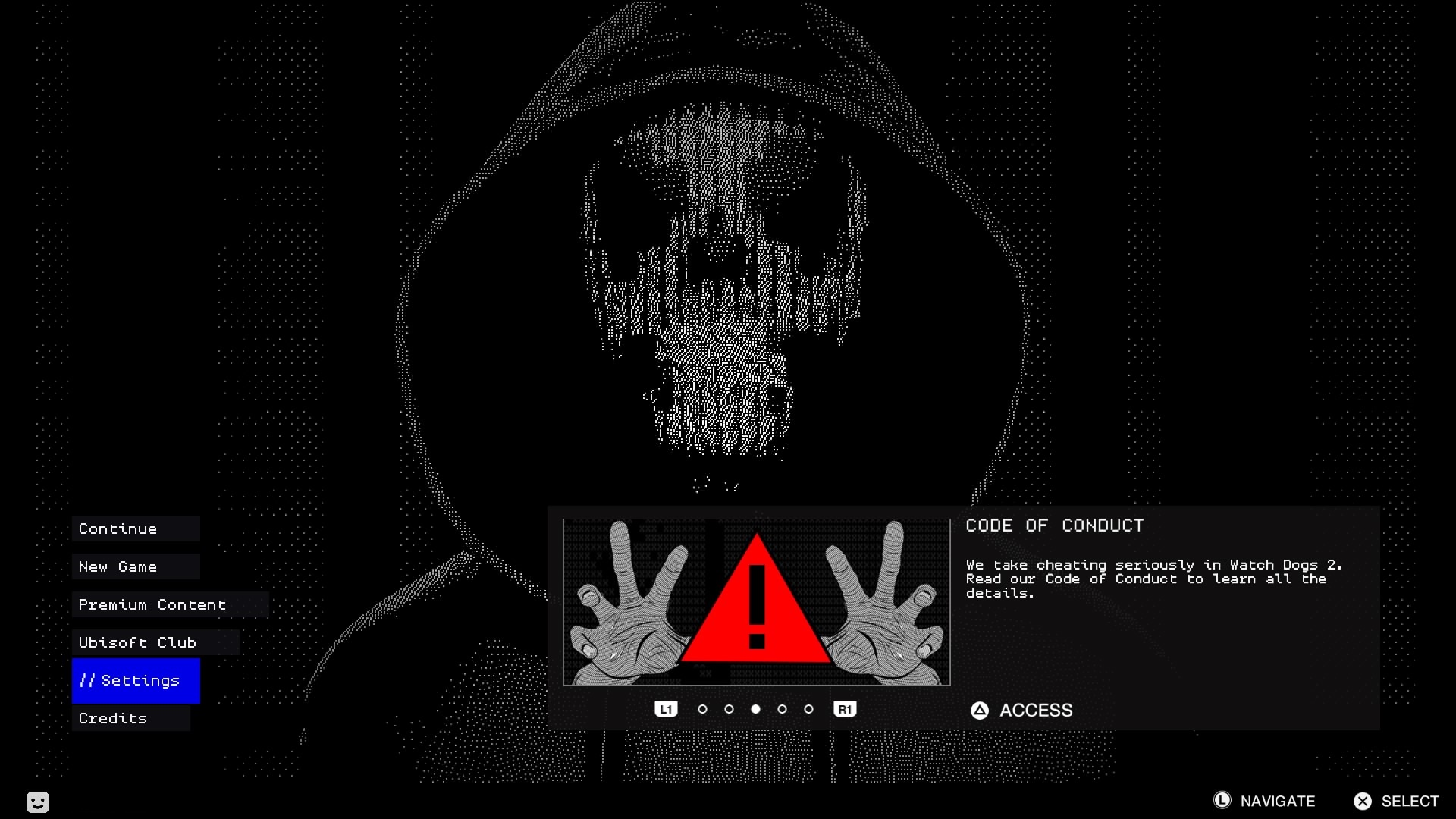Code of Conduct for Watch Dogs 2 - Ubisoft Support