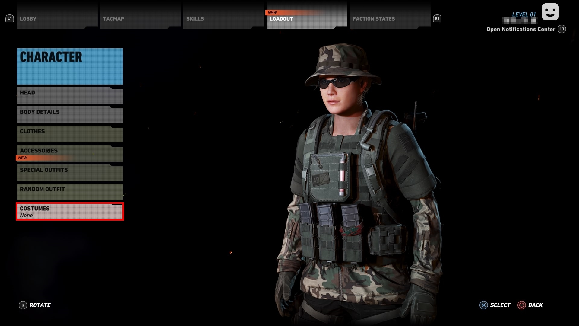 Accessing costumes from other Ubisoft games in Ghost Recon
