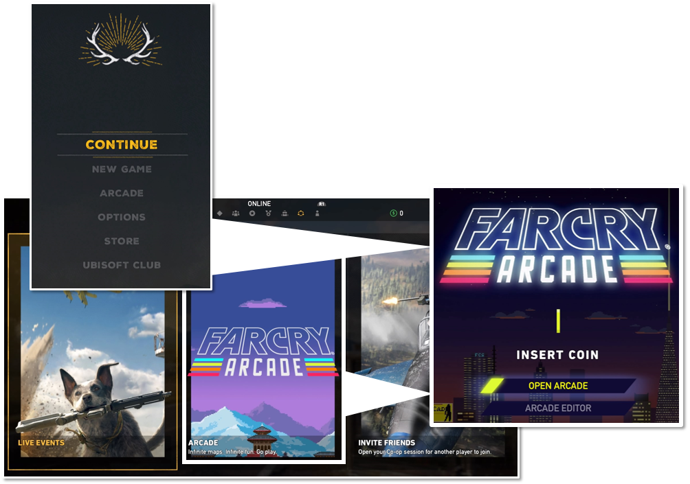 Create and play maps with Far Cry Arcade - Ubisoft Support