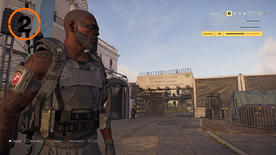 Photo Mode in The Division 2 - Ubisoft Support