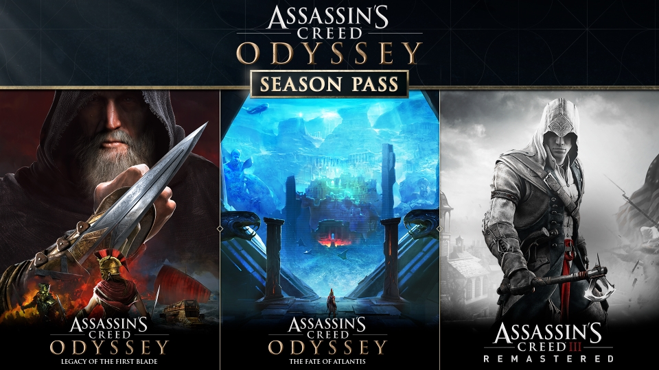 85b033022a6 Contents of the Assassin s Creed  Odyssey Season Pass - Ubisoft Support