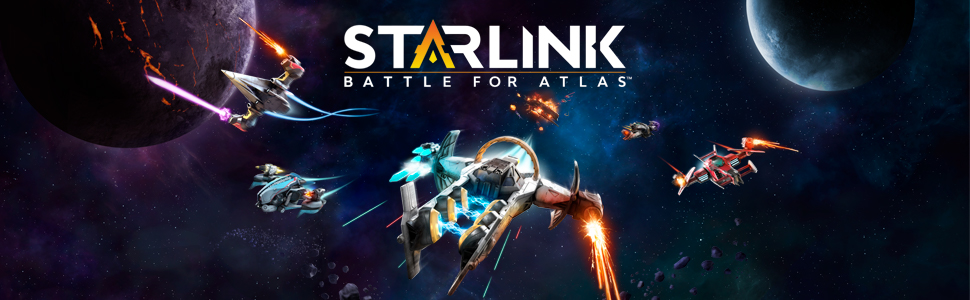 Ilustraciones de Starlink: Battle for Atlas