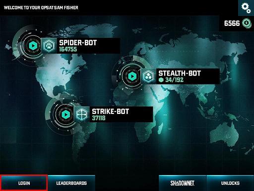 splinter cell blacklist spider bot android